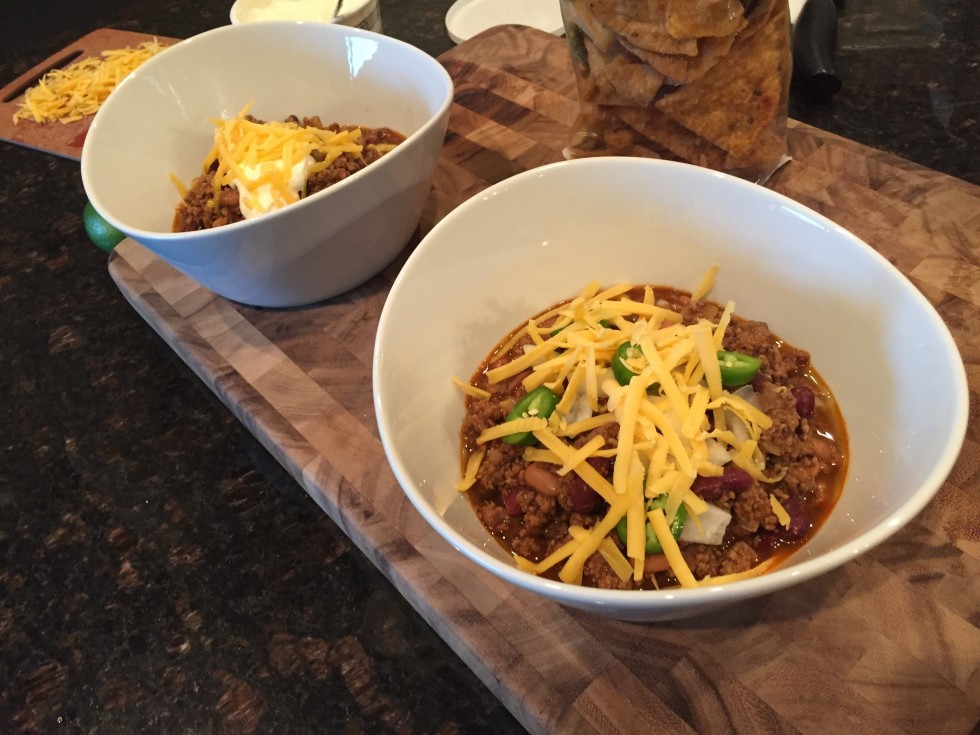 Chili (With Beans)