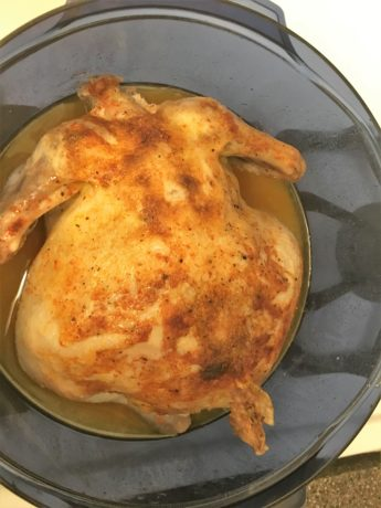 Microwave Chicken